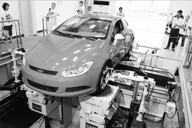 全球上市车企资本结构及研发比较