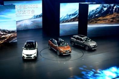 东风标致全新4008上市,18万起的中型SUV