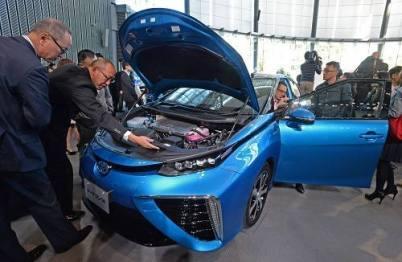 亚马逊投资氢燃料电池公司Plug,宝马通用丰田现代怎么想?