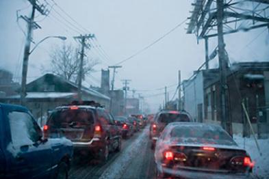 嘛哪?堵呢!改善道路公共交通,药不能停!