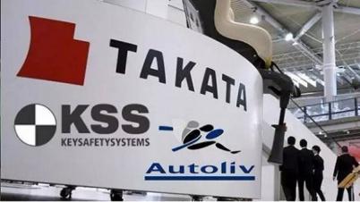 均胜安全与高田签署资产购买系列协议