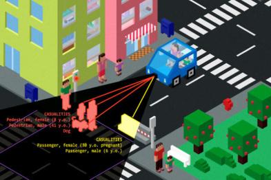 人工智能是如何架起无人驾驶车的技术桥梁的?