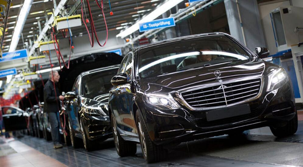 德国将在2030年禁掉内燃机车辆
