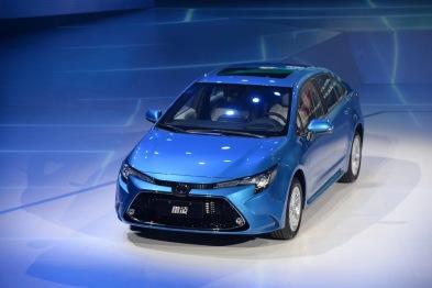 丰田全新换代雷凌上市 售11.58万元起