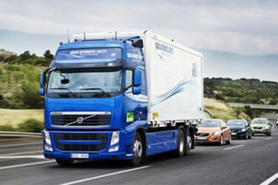 英国将开始测试无人驾驶卡车车队