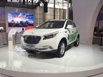 华泰圣达菲EV版:纯电动SUV的变革