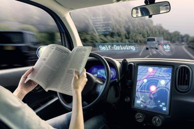 送你一本书,让你撬动未来智能车生活的钱柜娱乐客户端想象