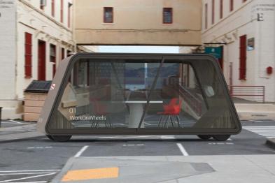 IDEO :未来无人车及其交通系统将这样改变世界