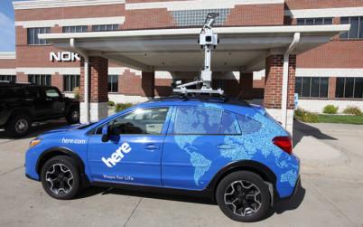 亚马逊/微软/Here将联手 推自动驾驶汽车地图