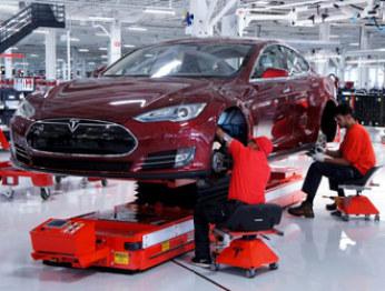 第一个将钴酸锂电池应用于汽车,Tesla凭什么?