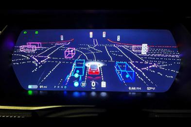 纯视觉vs激光雷达,特斯拉自动驾驶的博弈