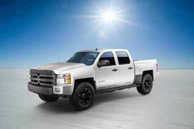 吉利与美国Via Motors联合设计电动卡车