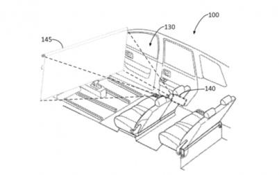 福特专利:让自动驾驶汽车变身移动电影院