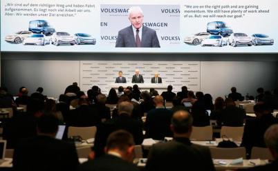 大众2022年底将在全球16家工厂生产电动车