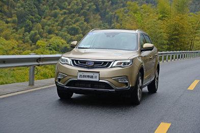 试驾博越:凭什么说它是一款最值得期待的SUV?