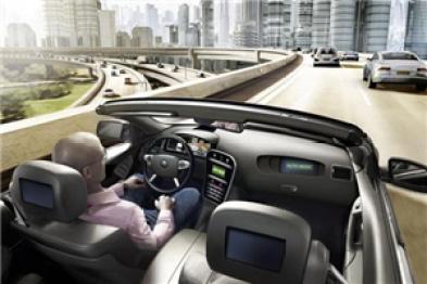英特尔对100辆自动驾驶汽车进行测试