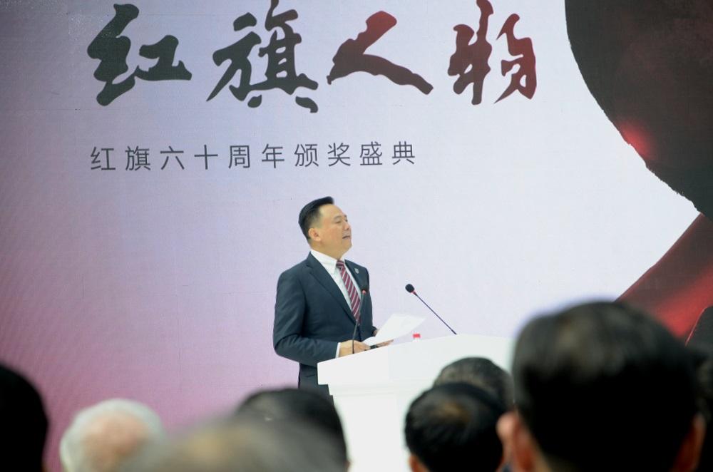 一汽集团董事长、党委书记徐留平