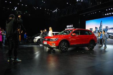 全新途观L发布入门版售价22.38万 3月还有重磅新车