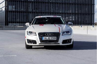 奥迪L3自动驾驶汽车年底有望合法上路