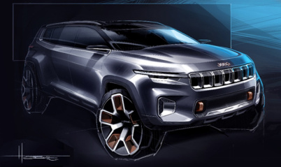 """ 从""""云图""""SUV概念车,看Jeep产品的未来谋略"""