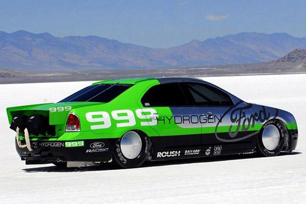 福特获600万美元拨款,研究氢燃料电池车