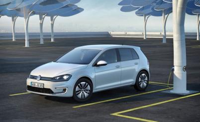 大众e-Golf电动车将在华投产,电池来自中国供应商