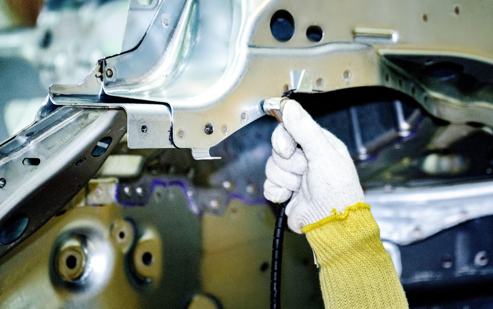 超声波点焊技术