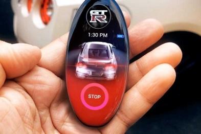 """科技榜丨盘点10款汽车智能钥匙,技术布阵走到""""十字路口"""""""