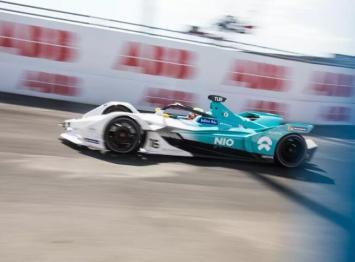消息称蔚来出售电动方程式赛车车队,但仍提供赞助