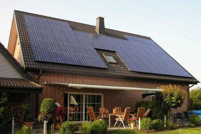 马斯克的新脑洞:用太阳能电池板造房顶