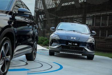 小鹏汽车首款量产车G3国内首发,补贴前20-28万