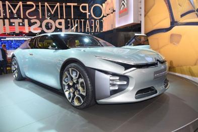 雪铁龙计划推新旗舰轿车,或2019年亮相