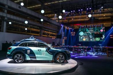 大众描绘新蓝图:首个车企主导的自动驾驶车队落地合肥