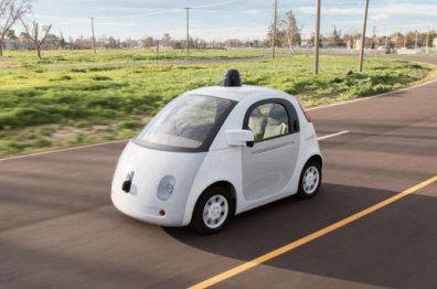 谷歌无人驾驶汽车的背后藏着什么暗黑科技?