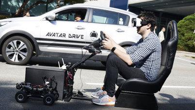 """""""伪""""自动驾驶养成记:「Avatar Drive」利用虚拟现实远程遥控汽车"""