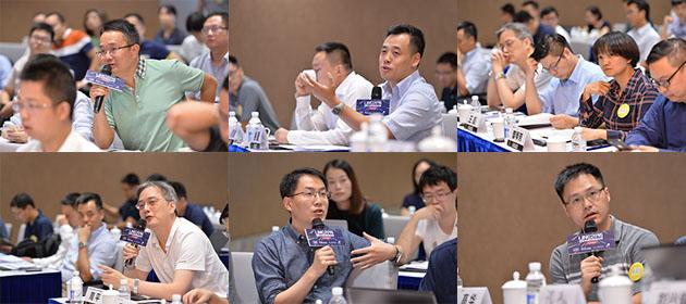 LINC汽车交通创新创业季上海站部分评委