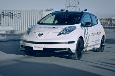2020年要达成完全自动驾驶的计划,雷诺日产进行到哪一步了
