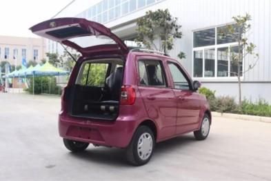 宏瑞汽車獲數千萬元A+輪融資,年內將再推新車
