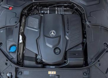 奔驰E级或推2.0T+48V轻混,与S级相同技术
