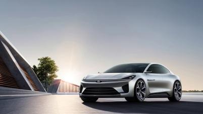 高能量豪华运动轿车ME-S上海车展全球首发