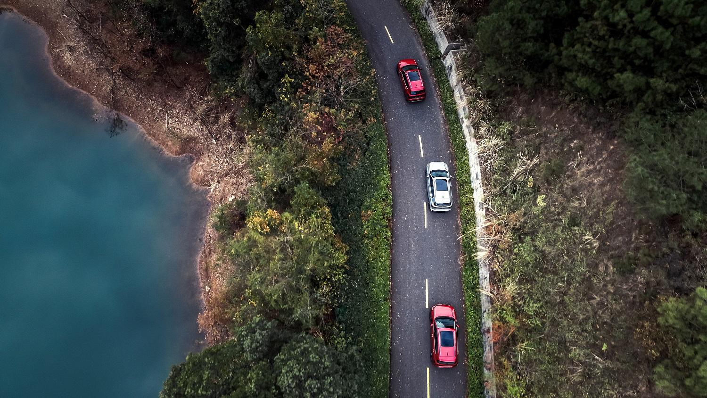 """探影在千岛湖,举办以""""玩不坏的探影""""主题的试驾活动"""