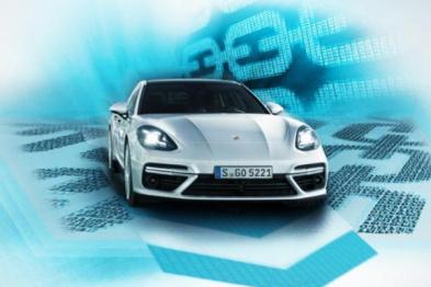 保时捷车内区块链测试成功,未来或提升自动驾驶功能