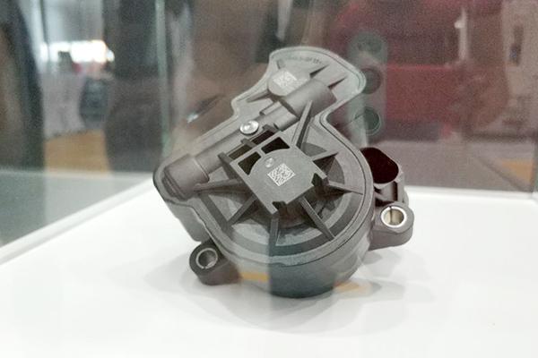 电子驻车系统的电机齿轮单元