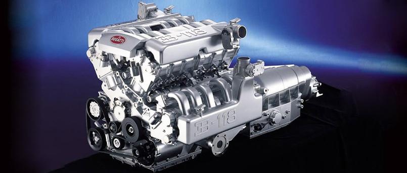 疯狂的发动机:W18发动机是个什么鬼?| 科技说