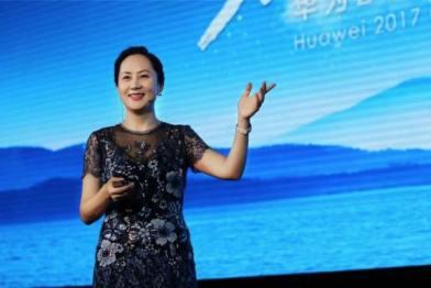 中国公民孟晚舟获得保释