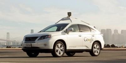 谷歌无人驾驶汽车或将现身英国伦敦街头