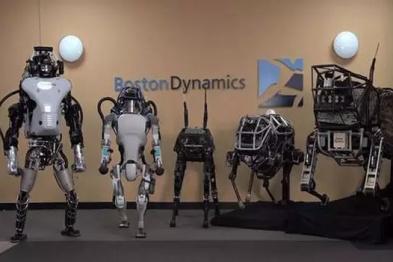 丰田全面布局机器人,为挽回电动车及无人驾驶失地?