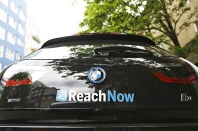 宝马在美国推高端网约车服务,每公里人民币10元