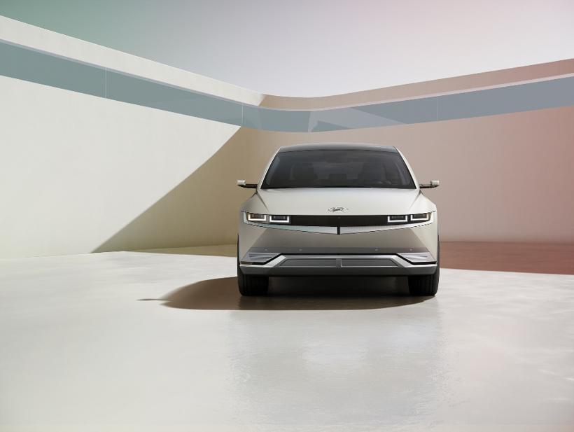 现代汽车IONIQ(艾尼氪) 5全球首秀
