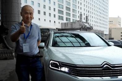 清华大学电子工程系教授黄永峰体验C6